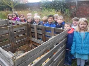 le compostage à l'école 2