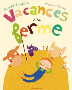 VacancesALaFerme_Cover.indd