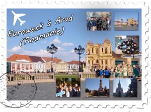euroweek carte postale 2016